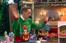Ryan Tubridy dancing on the Toy Show… Crunk Edition