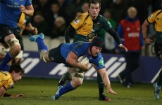 As it happened: Northampton v Leinster, Heineken Cup