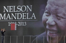 LIVE: The Rainbow Nation says goodbye to its founding father