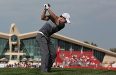 Penalty controversy leaves McIlroy three shots back in Abu Dhabi